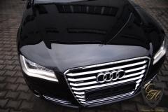 Audi A8L - Wax Pak + Interior Detailing