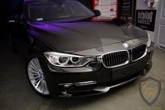 BMW 3 - Wax Pak + Interior Detailing