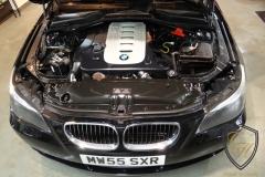 BMW E60 - Wax pak + Interior Detailing