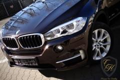 BMW X5 - Master detail