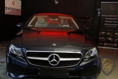 Mercedes Benz E klasse coupe - Wax Pak + Interior detailing