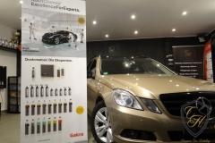 Mercedes Benz E Klasse - Wax Pak + Interior detailing
