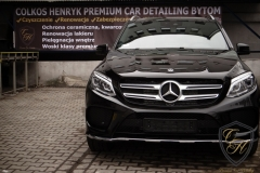 Mercedes Benz GLE - New Car Ceramic Pak plus