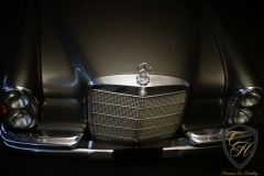Mercedes Benz W108 300SEL Swissvax PAK