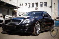 Mercedes Benz W222 S Klasse - Interior Detailing + Quick Exterior