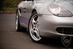 Porsche Boxster S - Wax Pak Plus