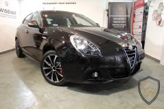 Alfa Romeo Giulietta - WaxPak + Interior Detailing