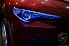 Alfa Romeo Stelvio - Wax Pak SWISSVAX + Interior Detailing