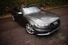 Audi A6 S-line Ceramic Pak Plus