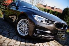 BMW 3 - Ceramic Pak + Interior detailing