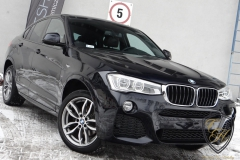 BMW X4 Mpak - Ceramic pak PLUS