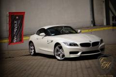 BMW Z4 - Wax pak + Interior Detailing