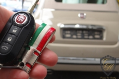 Fiat 500C - Interior Detailing + Impregnacja dachu