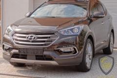 Hyundai Santa Fe - New Car Ceramic Pak Plus