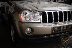 Jeep Grand Cherokee - Wax Pak + Interior