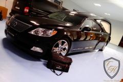 Lexus LS 460 L - Korektion Pak + SWISSVAX