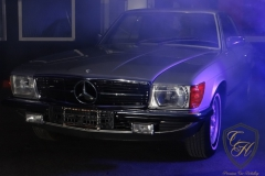 Mercedes Benz 450 SLC - Concours Pak