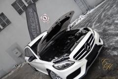 Mercedes Benz C-klasse - Ceramic Pak