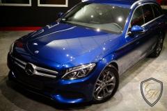 Mercedes Benz C-klasse - LUXUS PAK