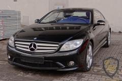 Mercedes Benz CL500 - Luxus PAK