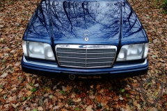 Mercedes Benz E Klasse 250 1994r - CONCOURS PAK