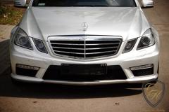 Mercedes Benz E Klasse AMG - Swissvax Pak