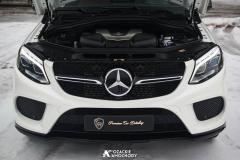 Mercedes Benz GLE Coupe - Ceramic Pak