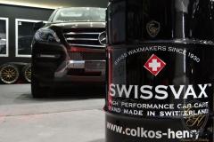 Mercedes Benz ML - Wax Pak + Interior Detailing