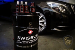 Mercedes Benz S-Klasse - Swissvax Refresh Pak