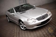 Mercedes Benz SL - LUXUS PAK