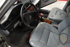 Mercedes Benz w124 - Interior Detailing
