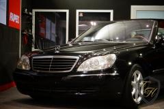 Mercedes Benz W220 - Refresh pak