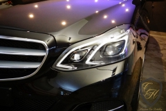 Mercedes E-Klasse - Luxus Pak PLUS