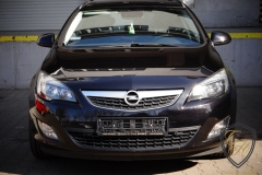 Opel Astra - Refresh pak + Interior detailing