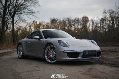 Porsche 911 Carrera 4s - Premium Swissvax Pak