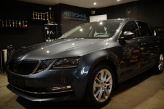 Skoda Octavia - New Car Wax Pak