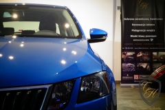 Skoda Octavia - New Car Wax Pak