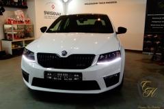 Skoda Octavia VRS - Wax Pak Premium